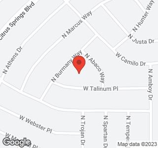 3359 W. Talinum Place