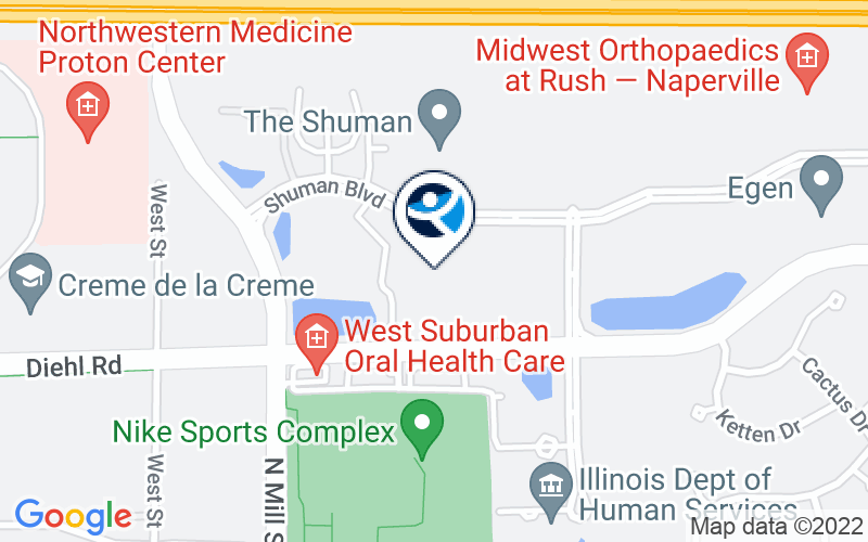 SunCloud Health - Naperville Treatment Center Location and Directions