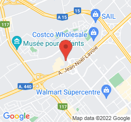 Google Map of 2800+Boul+Chomedey%2CLaval%2CQuebec+H7P+5Z9