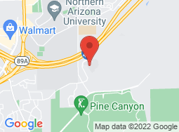 Location of Coconino Community College - Noncredit Virtual on a map
