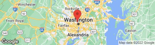 Map of 2829 CONNECTICUT AVENUE NW #509 WASHINGTON, DC 20008