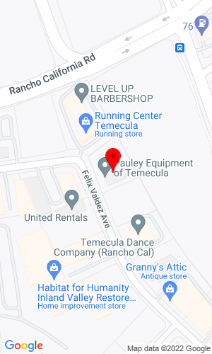 Google Map of 28374 Felix Valdez Ave+Temecula+CA+92590