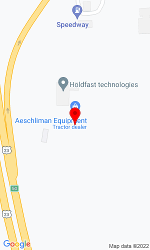 Google Map of Aeschliman Equipment 284 East 6 Mile Road, Whitmore Lake, MI, 48189