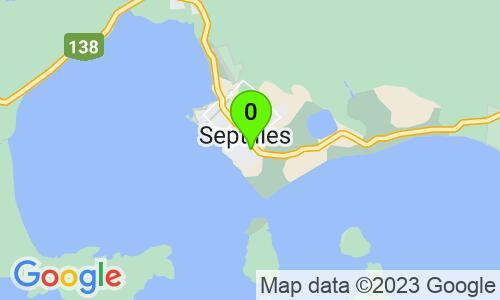 Carte du 285 av. Jolliet, Sept-Îles, G4R 2A8, Québec