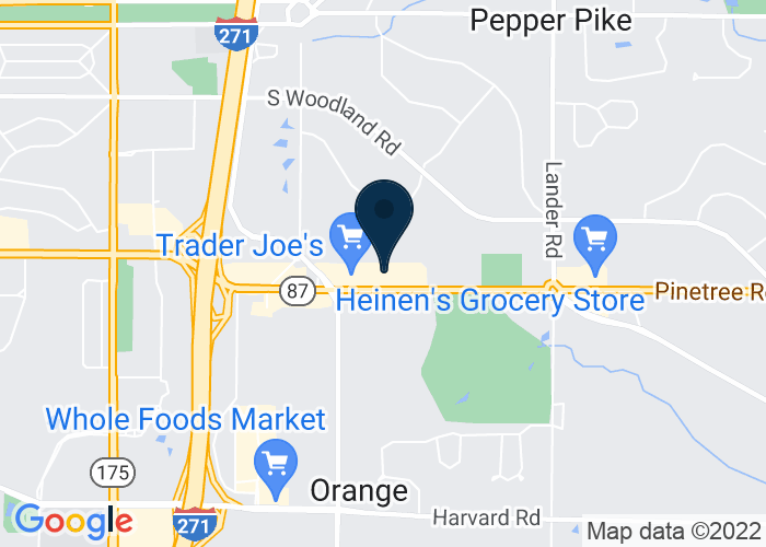 Map of 28601 Chagrin Blvd Ste 910, Woodmere, OH, United States