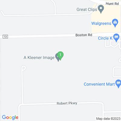 Google Map of 2876 Boston Rd  Brunswick, OH 44212