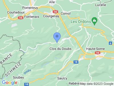 2882 Saint-Ursanne, Suisse