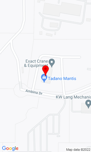 Google Map of Exact Crane & Equipment Corp  28985 Ambina Dr., Solon, OH, 44139