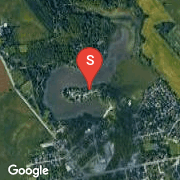 Satellite Map of 29 ALDERSIDE Drive, New Dundee, Ontario