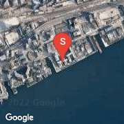Satellite Map of 29 E Queens Quay Unit 508, Toronto, Ontario