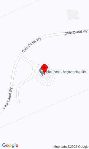 Google Map of National Attachments, Inc. 29 Olde Canal Way, Gorham, ME, 04038