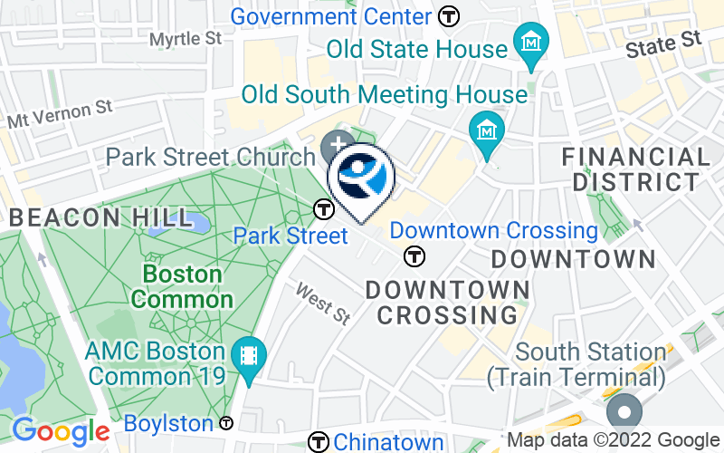 Boston Alcohol and Substance Abuse Location and Directions