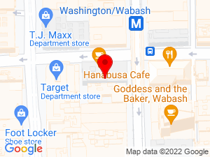 Google Map of Chicago Community Loan Fund