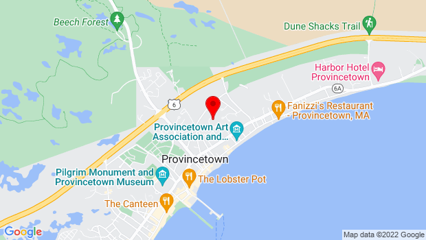 Google Map of 29 Miller Hill Road, Provincetown, MA