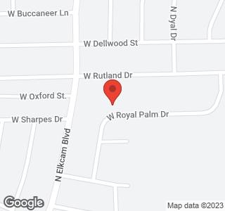 2691 W. Royal Palm Drive