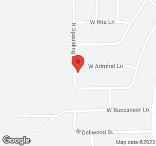 2956 W Admiral Lane