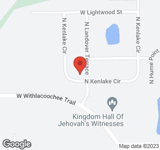 11604 N. Kenlake Circle