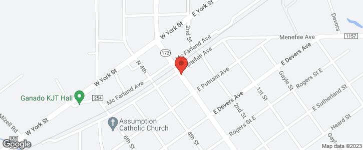 118 S 3rd Street Ganado TX 77962