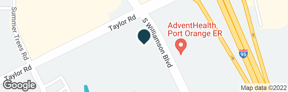 Google Map of1625 TAYLOR RD