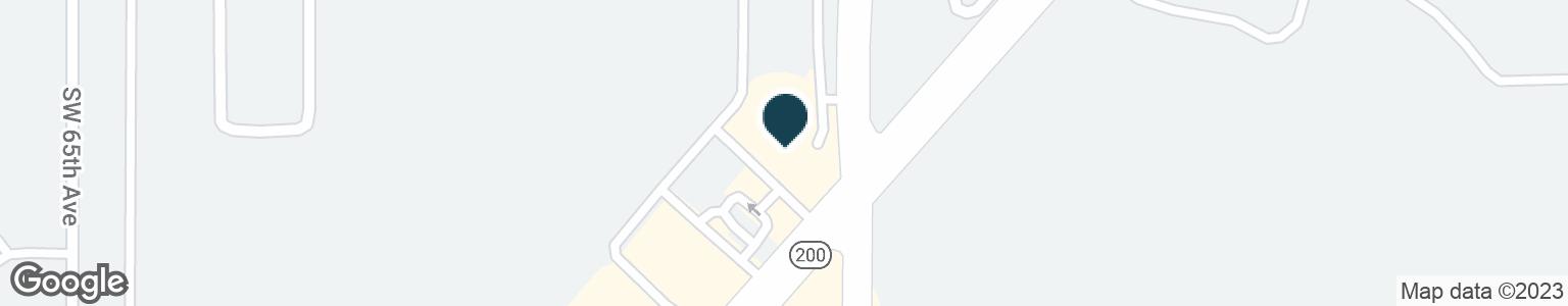 Google Map of6015 SW HIGHWAY 200