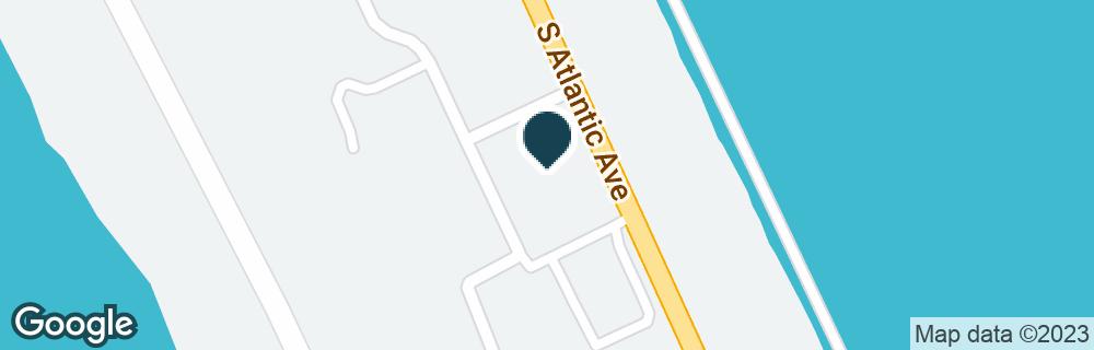 Google Map of3004 S ATLANTIC AVE