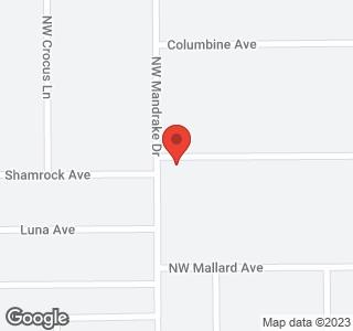 00 NW Shamrock Avenue
