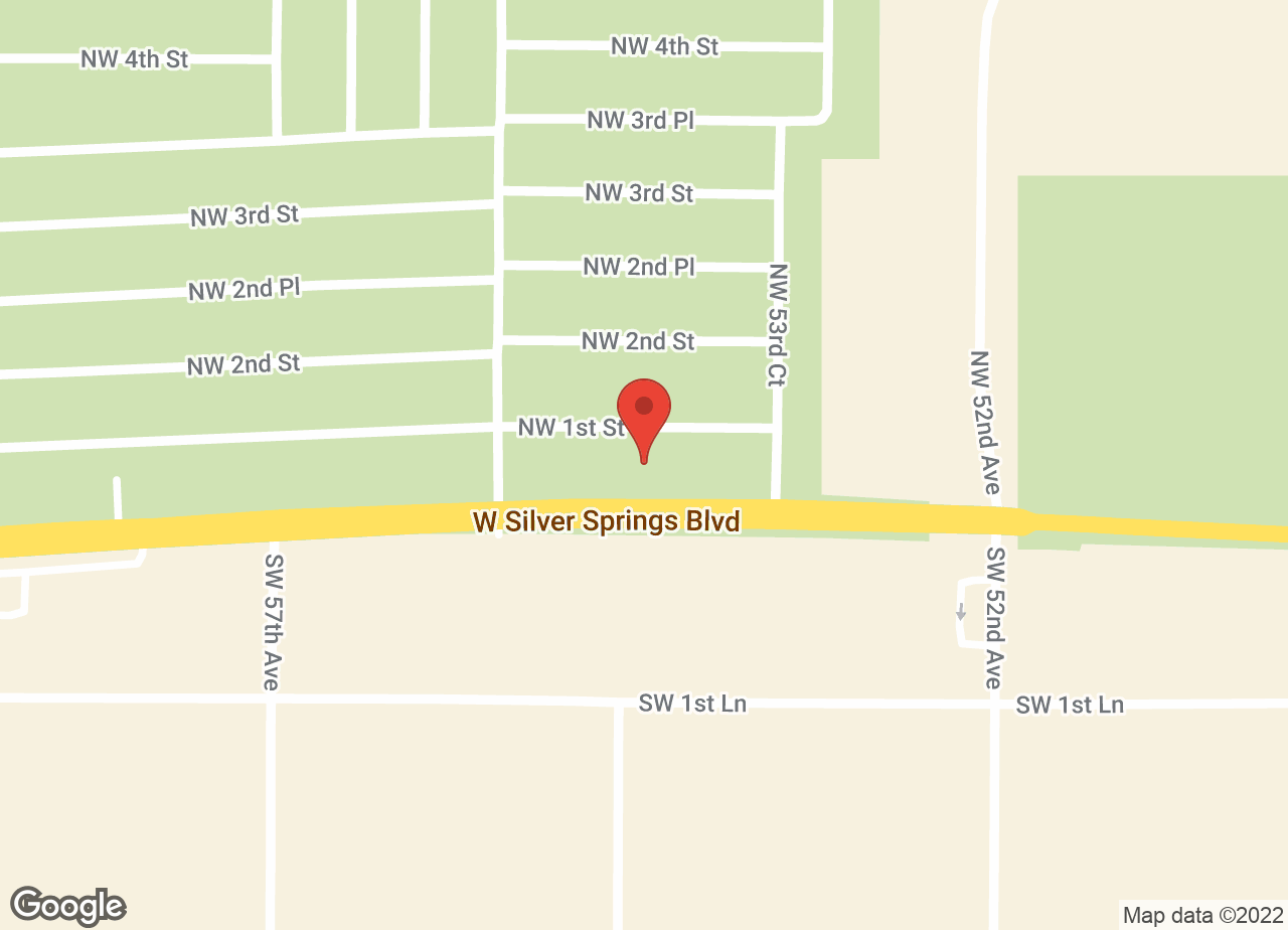 Google Map of VCA Companion Animal Hospital