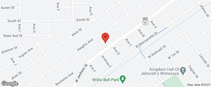802 W Jackson El Campo TX 77437