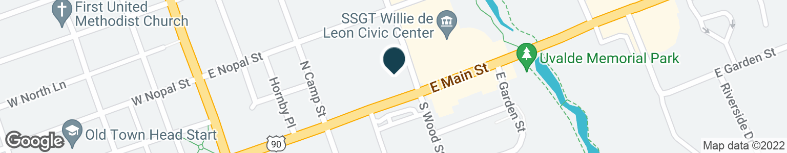 Google Map of250 E MAIN ST