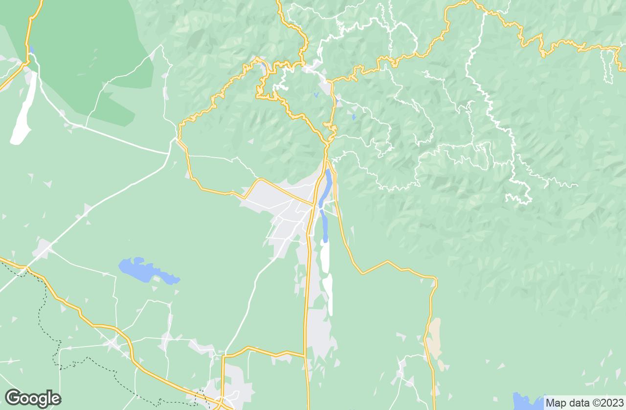 Google Map of Haldwani