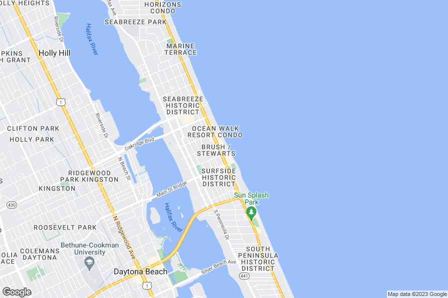 Ocean Walk Daytona Beach Village Restaurants