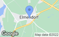 Map of Elmendorf, TX