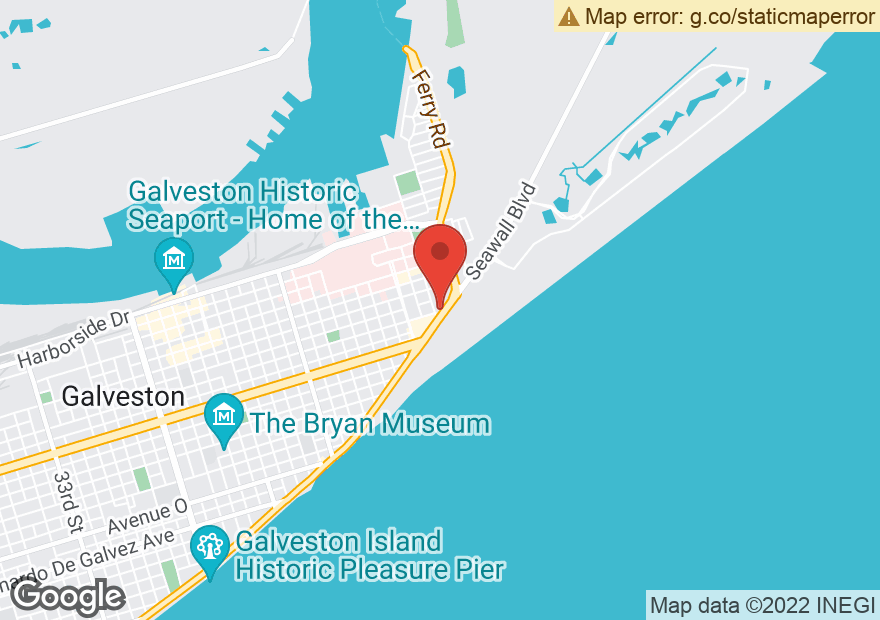 Google Map of 308 SEAWALL BLVD