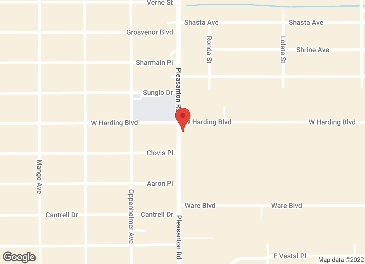 Google Map of VCA Mission Animal Hospital
