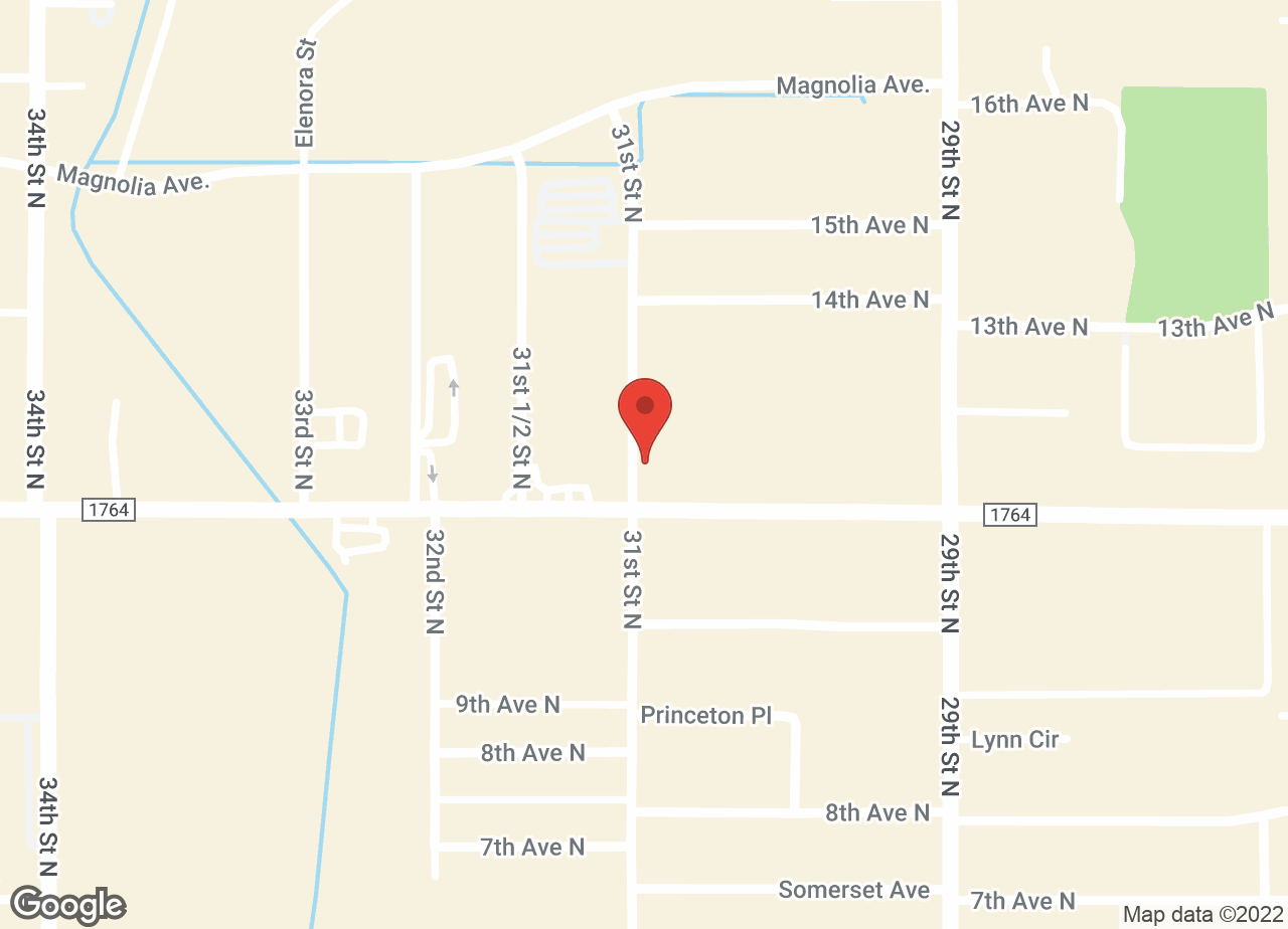 Google Map of VCA Mainland Animal Hospital