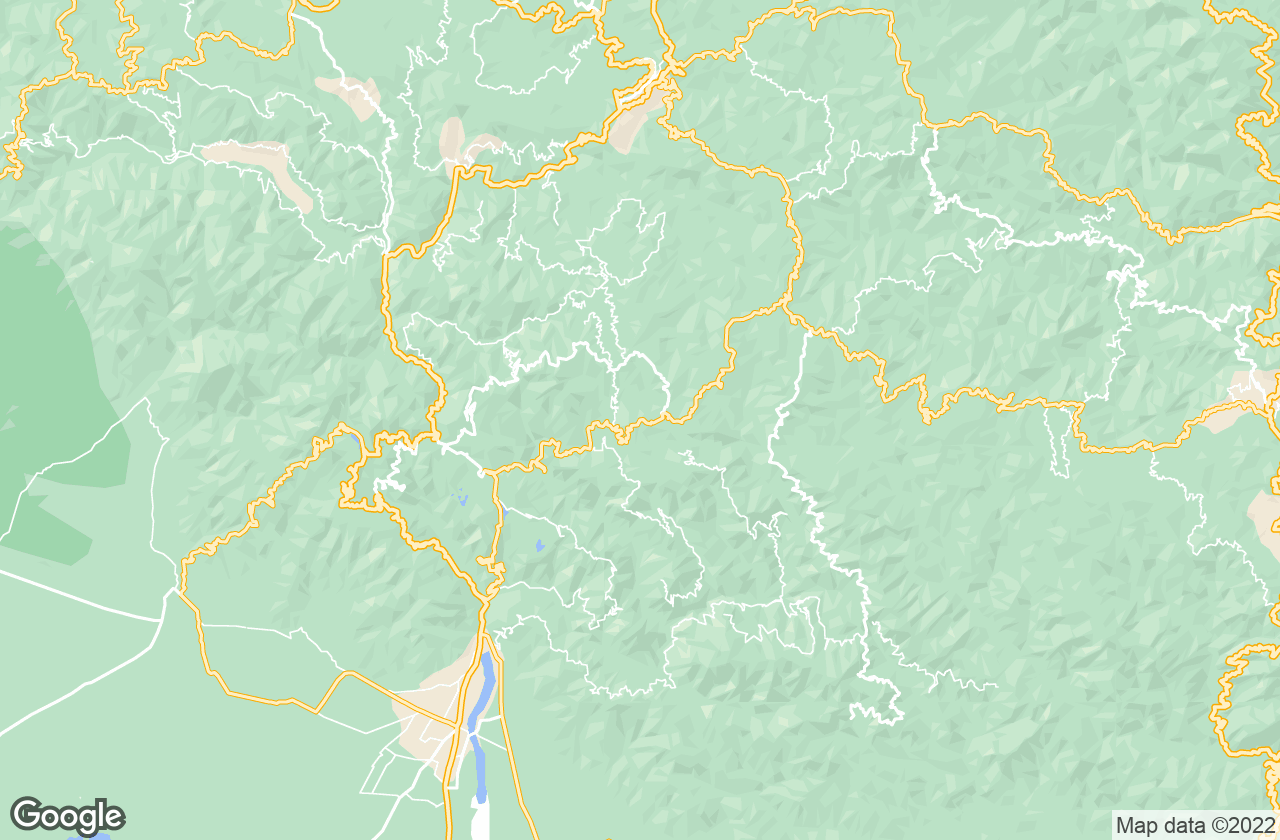 Google Map of Dhanachuli