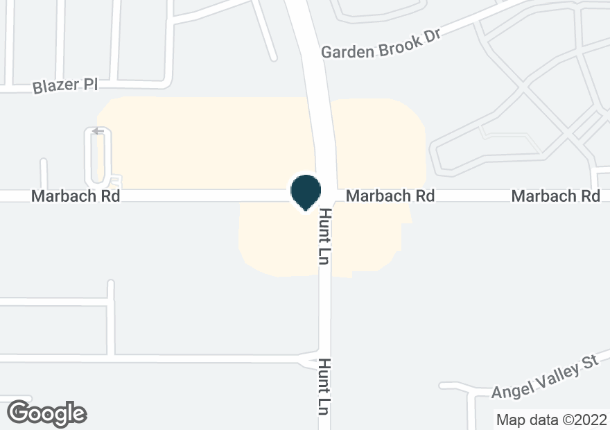 Google Map of9080 MARBACH RD