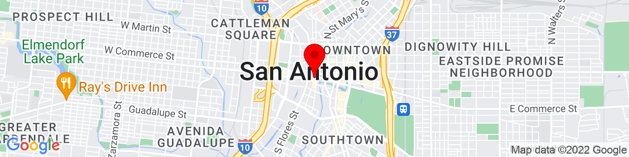 Google Map of 29.4241219, -98.49362819999999