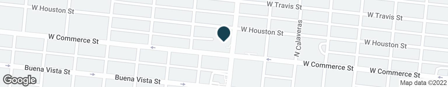 Google Map of121 N ZARZAMORA ST