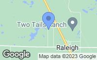 Map of Williston, FL