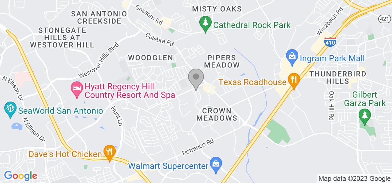 2630 Kingswell Ave, San Antonio, TX 78251, USA