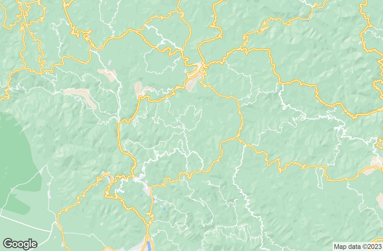 Google Map of Mukteshwar