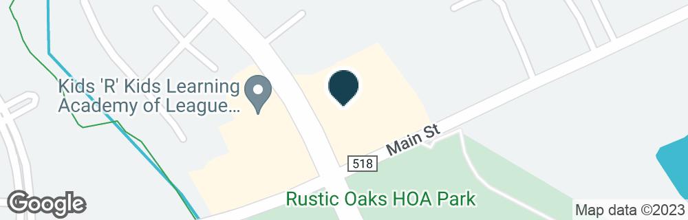 Google Map of4902 W MAIN ST
