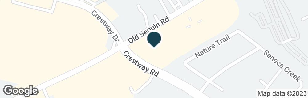 Google Map of8530 FM 78