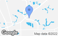 Map of League City, TX