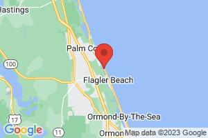 Map of Beverly Beach