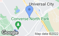 Map of Converse, TX