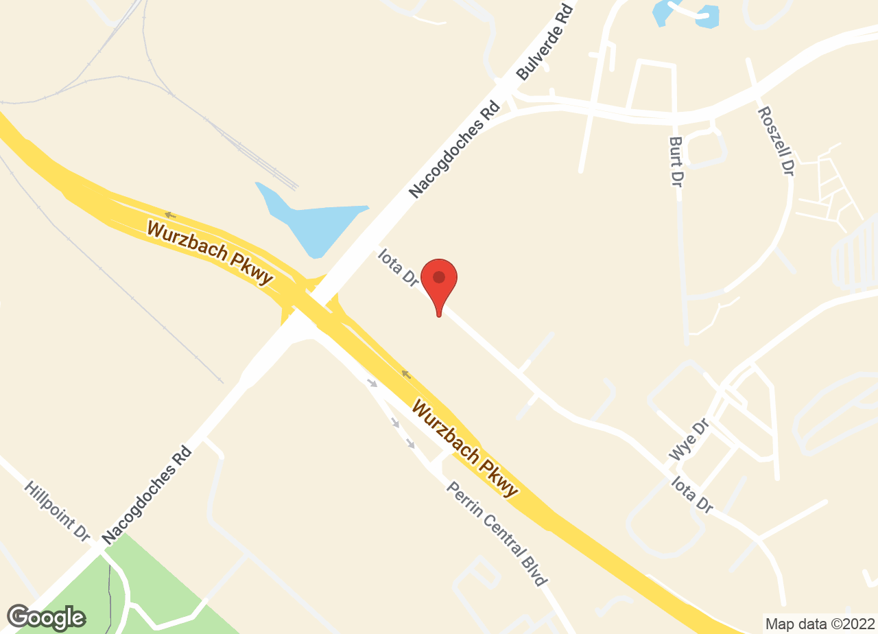Google Map of VCA Health Associates Animal Hospital