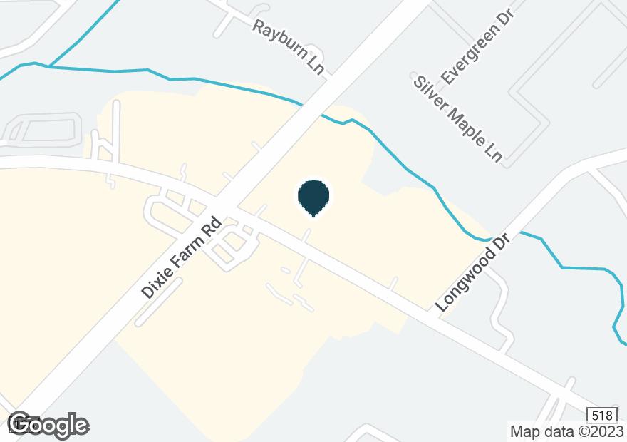 Google Map of1515 BROADWAY