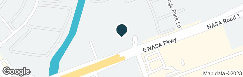 Google Map of1301 NASA PKWY
